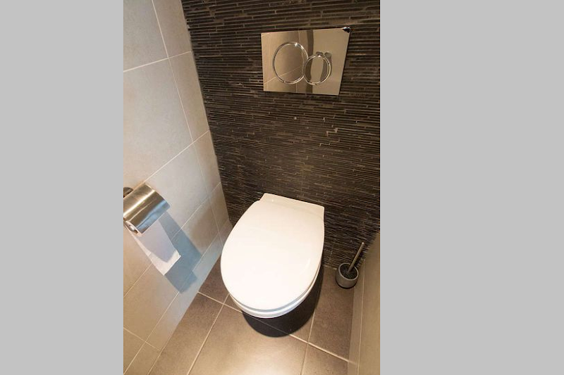Toilet at 5 bedroom Triplex Apartment in Ave Foch