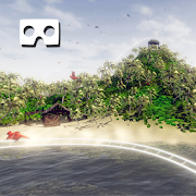 VR Tropical Paradise Island (Google Cardboard)