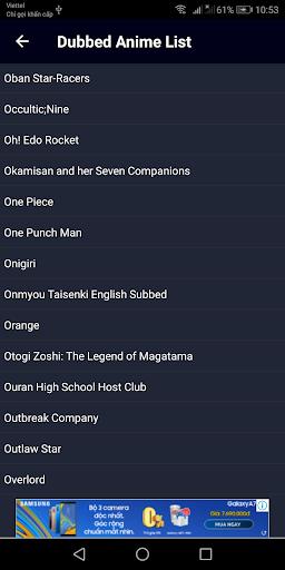 FastAnime - Watch anime online tv screenshot 3