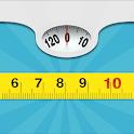 Ideal Weight - BMI Calculator & Tracker icon