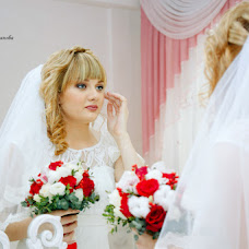 Wedding photographer Viktoriya Romanova (romviktoriya). Photo of 01.04.2017