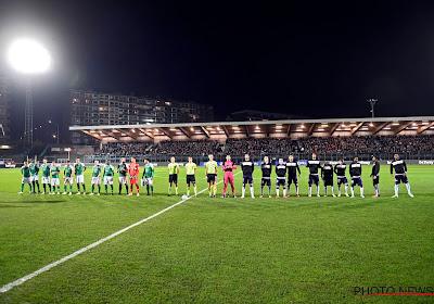 """Coach La Louvière prijst Kompany de hemel in: """"Bedankt om zoveel respect voor ons te tonen"""""""