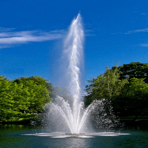 Strange Fountain LWP