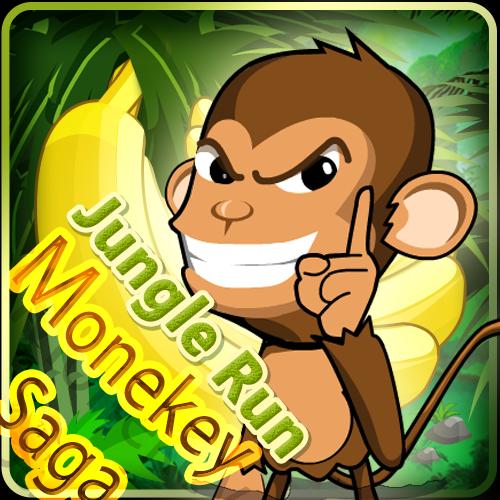 Jungle Run Monkey Saga