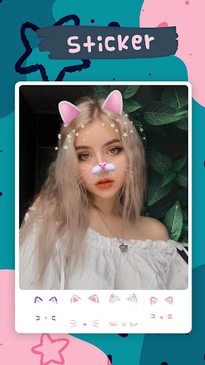 Selfie Sticker Beauty - Selfie Candy Camera 1.0.0 screenshots 2