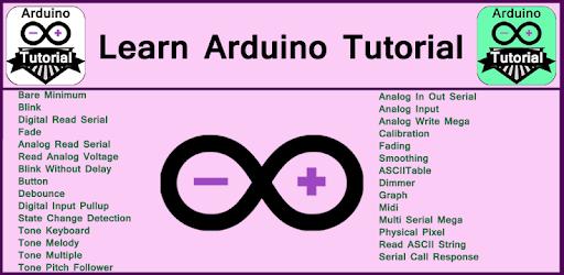 Arduino Tutorial — Lietotnes pakalpojumā Google Play