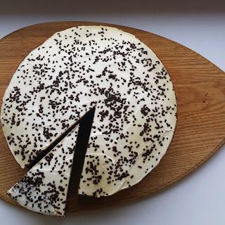 Chocolate - Avocado Cake