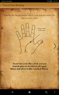 Palm Reading - Fortune Teller - screenshot thumbnail