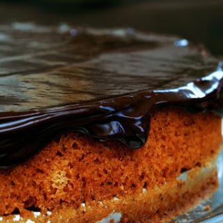 Hazelnut Brown Butter Cake.