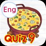 Speed Quiz 9 (English)