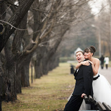 Wedding photographer Yuriy Kamzolov (kamzoloff). Photo of 18.03.2014