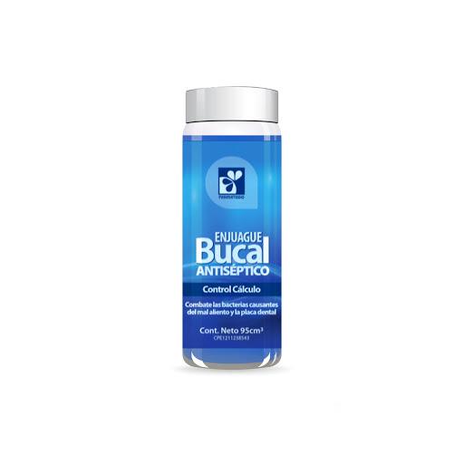 Enjuague Bucal Farmatodo Control Calculo 95ml