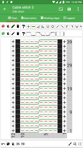 Conligata - Knit Designer 1.2.4.5 screenshots 2