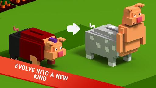 Piggy.io - Pig Evolution io games 1.5.0 screenshots 1