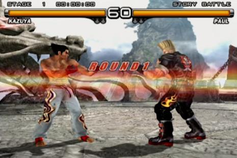 Trick Tekken 5 - náhled