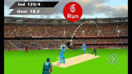 I P Lead Cricket 2015 Pro 1.0.1 screenshot 911889