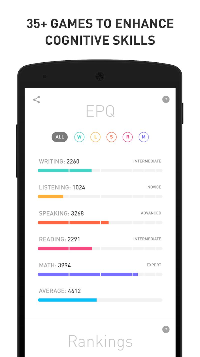 Elevate - Brain Training Games Screenshot 4