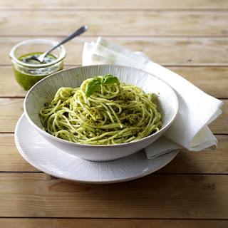 Pistachio Pesto Pasta Recipe