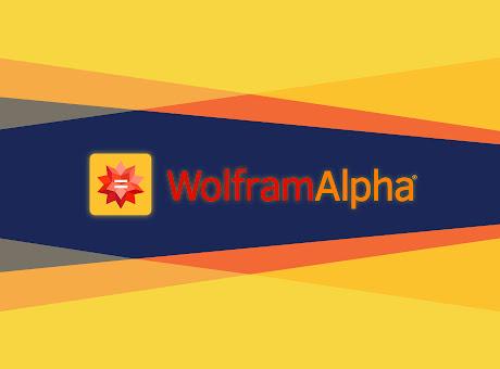 Wolfram Alpha (Official)