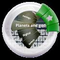 Planets and gods Emoji icon