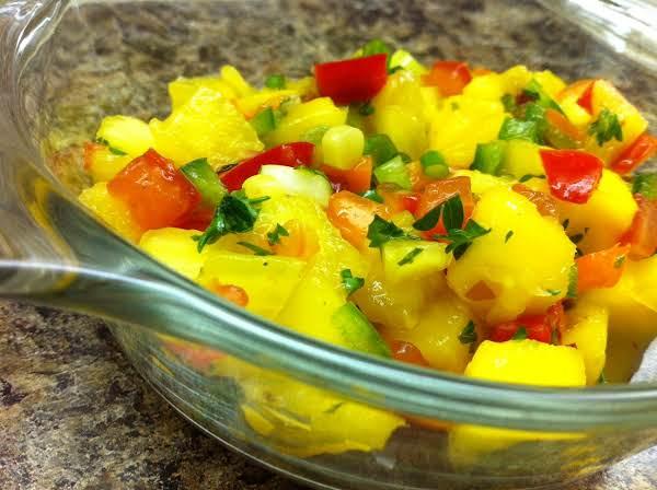 Spicy Tropical Salsa Recipe
