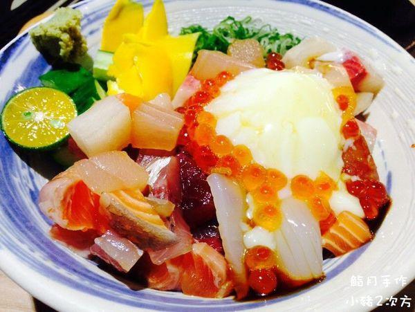 『鮨月手作壽司』滿足系丼飯 銷魂爆漿溫泉蛋 新鮮平價的手作壽司