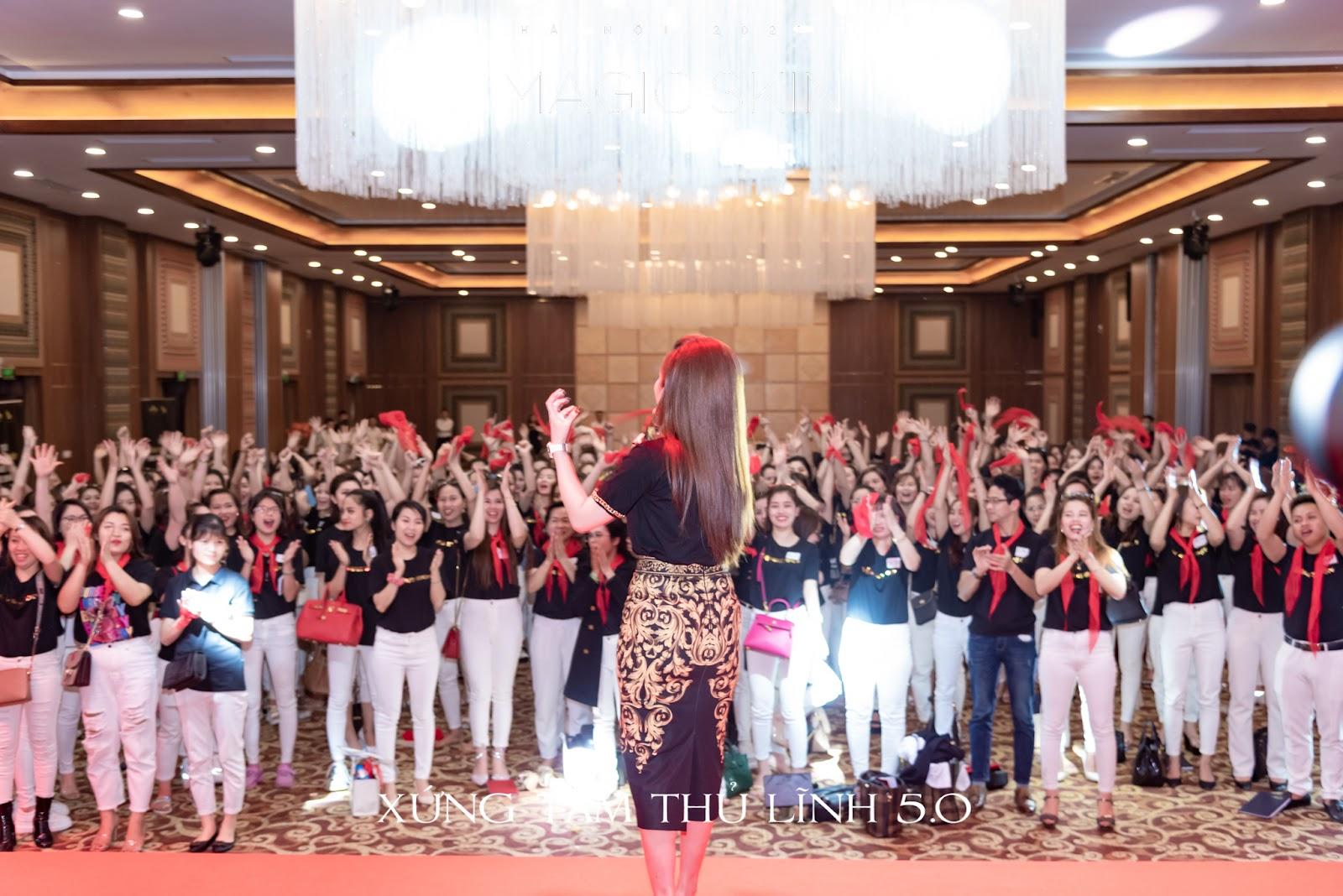 Trở thành thủ lĩnh xứng tầm cùng nữ diễn giả trẻ tuổi Đào Minh Châu trong khóa đào tạo đẳng cấp Xứng tầm thủ lĩnh 5.0 - Ảnh 1