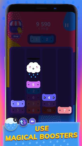 CATRIS - Merge Cat   Kitty Merging Game 1.10.1.0 screenshots 3