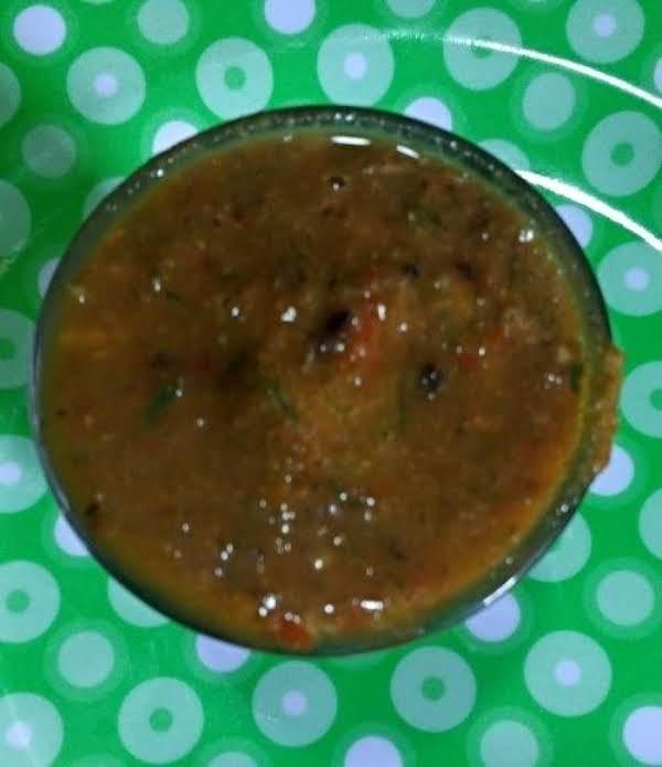 Nam Phrik Kaeng Daeng (red Curry Paste)
