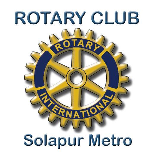 ROTARY CLUB OF SOLAPUR METRO