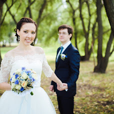 Wedding photographer Mikhail Burenkov (mburenkv). Photo of 15.10.2015