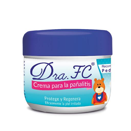 crema dra fc antipañalitis 50gr