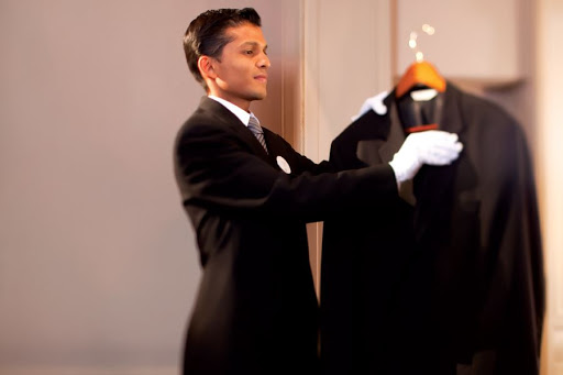Butler service is included for all nine of Silversea's ships.