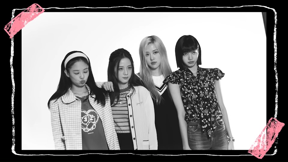 BLACKPINK - 4TH ANNIVERSARY 0-10 screenshot