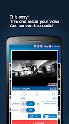 Video MP3 Converter APK screenshot thumbnail 2