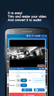 Video MP3 Converter Capture d'écran