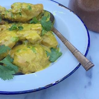 Afghan Braised Chicken