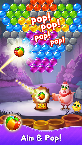 Bubble CoCo : Bubble Shooter 1.8.3.0 screenshots 2