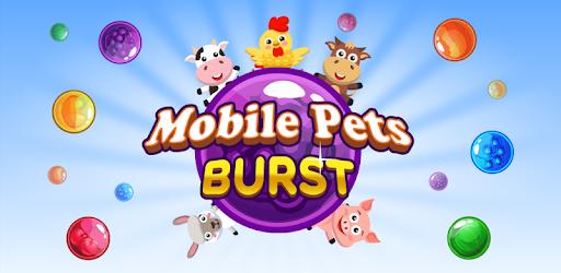 Mobile Pets Burst Apps On Google Play
