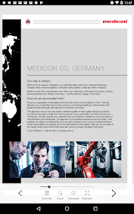 Medicon Catalogues- screenshot thumbnail