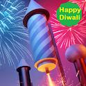 Diwali Firecrackers Simulator- Diwali Games icon