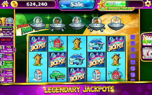 Jackpot Party Casino Games: Spin FREE Casino Slots screenshot 19