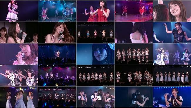 190613 (720p) AKB48 岩立チームB「シアターの女神」公演