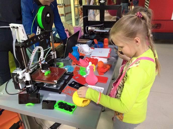 Участие СИГ в детском городе профессий KidsWill на техно-фестивале
