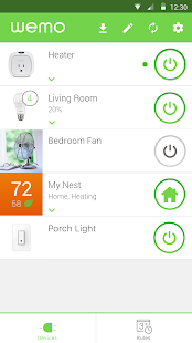 WeMo Screenshot 2