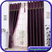 Living Room Curtain Design