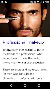 Makeup for Men - náhled