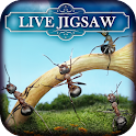 Live Jigsaws - Ant Farm icon