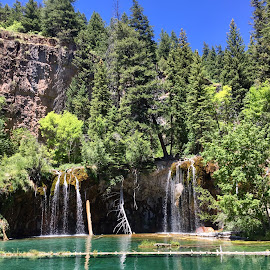 Hanging Lake, CO by Mike Martinez - Novices Only Landscapes