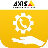 Axis support